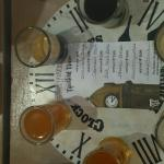 Awesome ales, service and food!