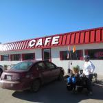 Foto de Lu's main street cafe