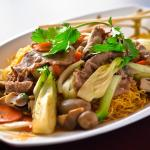 Beef Fried Noodle