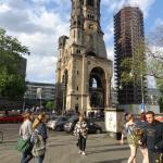 la iglesia donde se notan los deterioros