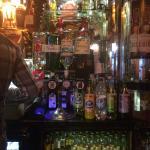 Tonmeys Bar next door, few steps away