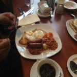 full order of the irish breakfast
