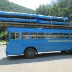 Transport to the embarkation site  included