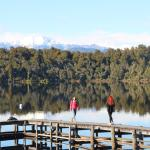 Beautiful Lake Mahinapua