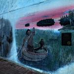 Another Mural in Kenora