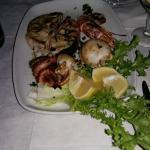 Sperlunga di pesce arrosto