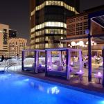 Up & Below Pool Lounge