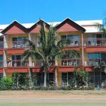 Newer part of Broome Mercure