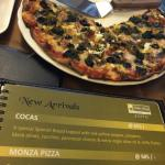 The Monza Pizza