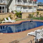 Relax and enjoy the outdoor swimming pool
