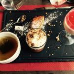 Café très gourmand !