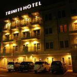 Tampak Depan Hotel - Night View