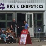 Bilde fra Rice & Chopsticks Take Away