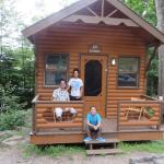 Morin Heights Nature Camping & Cabins Foto