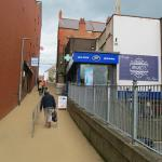Piper's Lane, Lisburn leading to Angelo's (near Library & Health Centre).