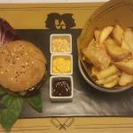 Foto de Baba Burgers & Food Lab