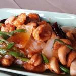 Chicken with Cashew Nuts ไก่ผัดเม็ดมะม่วง