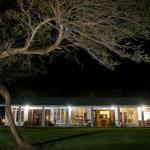 Night view of Lodge
