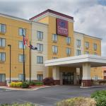 Photo of Comfort Suites Fredericksburg North