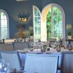 salle bleue