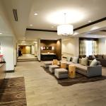 Lobby and Large Seating Area with Comfortable Couches