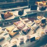 Desserts in Batista & Baker, Paris, France