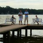 One of our 3 fishing piers