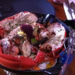 Best Hot Seafood Platter ever!