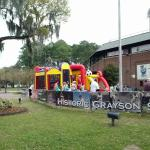 Sand Gnats family Day