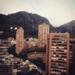Vista desde el piso 26