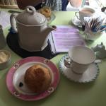 Afternoon tea 😀