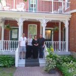 A beautiful historic inn in downtown Picton.