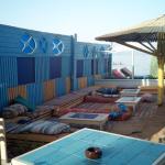 Playa privada, zona chillout
