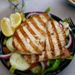 Swordfish Salad