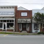 Visitors Center and Old Beaufort Shop