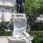 Goya y la Maja desnuda