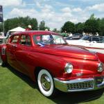 Concours d'Elegance of America - 1948 Tucker Torpedo