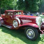 Concours d'Elegance of America - 1932 Duesenberg Model J Coupe