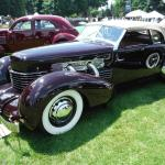 Concours d'Elegance of America - 1936 Cord 812
