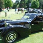 Concours d'Elegance of America - 1937 Bugatti 57SC Atalante Coupe