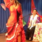 Flamenco show wonderful !!! Bbq dinner no good, terrible !!!