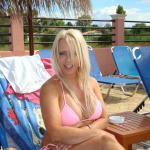 me around the pool