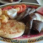 Big Greek dish