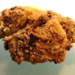 Fried Garlic Wings