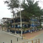 Hotel desde la rambla