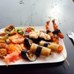 Courtyard Sushi