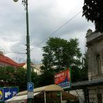 Photo de Pod Slavinem
