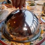 Presentazione dei piatti