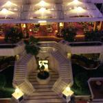 Hotel Lobby from 3rd floor
