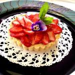 Erdbeer Tartelette